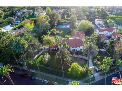 913 North BEDFORD Drive Beverly Hills, CA MLS# 16104046