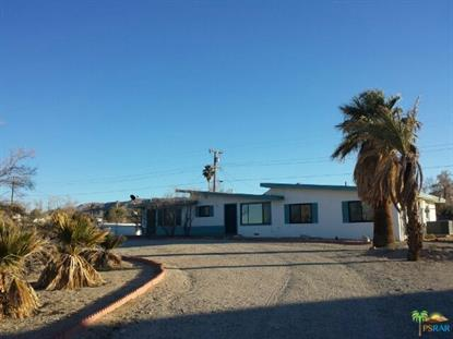 74745 ALTA LOMA Drive 29 Palms, CA MLS# 16139094PS