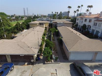 1625 E PALM Avenue El Segundo, CA MLS# 16142986