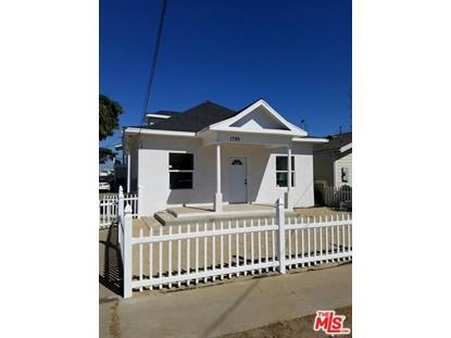 1745 W 165TH Place Gardena, CA 90247 MLS# 16184516