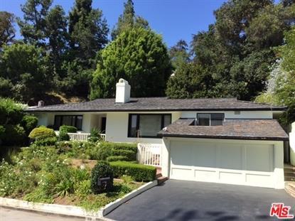 1131 SUNSET HILLS Road Los Angeles, CA MLS# 16968393