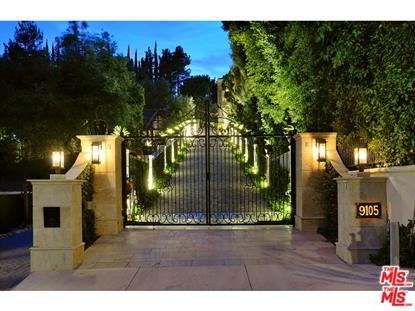 9105 HAZEN Drive Beverly Hills, CA MLS# 16970155