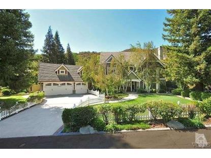 29324 WAGON Road Agoura Hills, CA MLS# 215003841