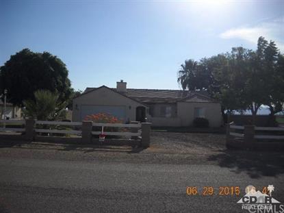 10921 DeFrain Boulevard Blythe, CA MLS# 215019650DA