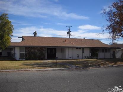 696 El Parque Drive Blythe, CA MLS# 215037412DA