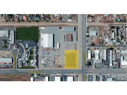 0 NWC Rialto & Cactus Ave Rialto, CA MLS# AR15018418