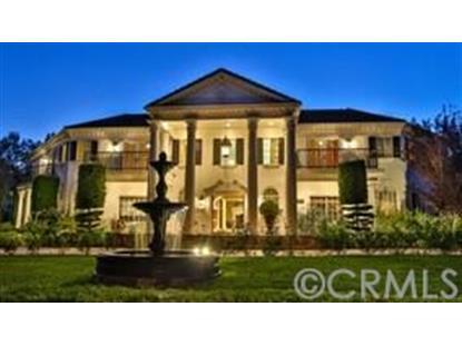 14020 Golden Raintree Lane Chino Hills, CA MLS# CV14202012