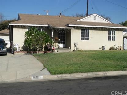 16811 East Masline Street Covina, CA MLS# CV14226268