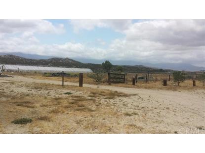 45080 Carrot Lane Aguanga, CA MLS# CV15135927