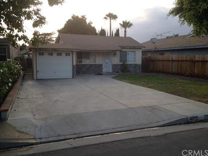 4915 North Saint Malo Avenue Covina, CA MLS# CV15151049