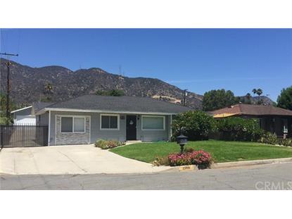 2509 Gardi Street Duarte, CA MLS# CV15181027