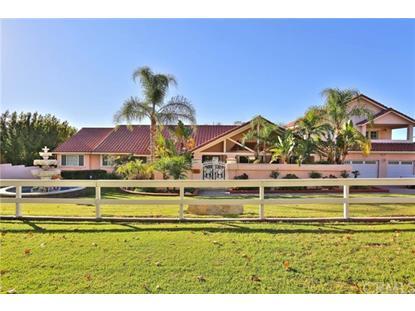 10819 Hillside Road Rancho Cucamonga, CA MLS# CV15247508