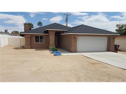 6019 Mariposa Avenue 29 Palms, CA MLS# DC14259848