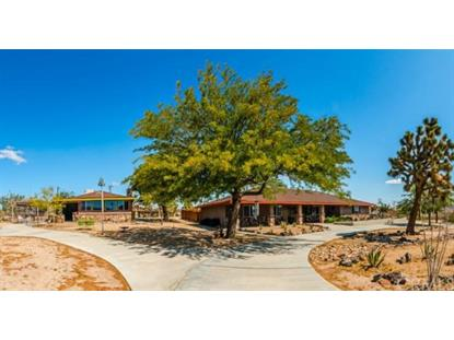5406 Yucca Mesa Road Yucca Valley, CA MLS# DC15068524