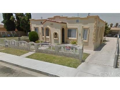 6133 Pala Avenue Maywood, CA MLS# DW14248502