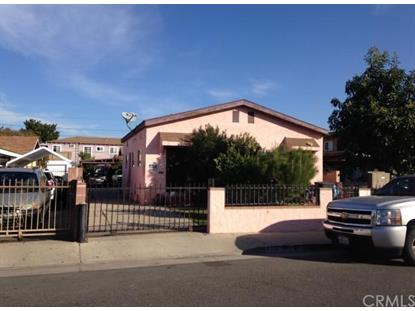 4319 East 55th Street Maywood, CA MLS# DW15017080