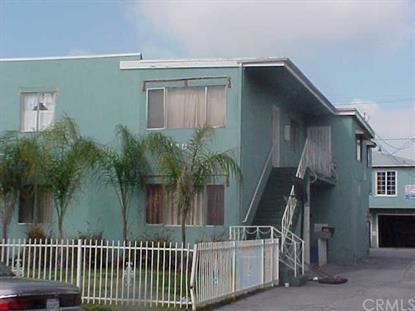6149 Palm Avenue Maywood, CA MLS# DW15110600