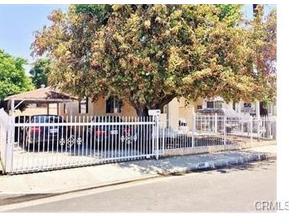 4911 Randolph Street Maywood, CA MLS# DW15216726
