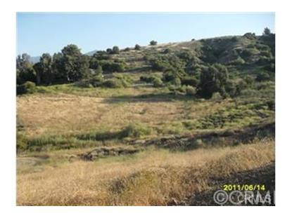 0 North Weirick Road Corona, CA MLS# IG14204971
