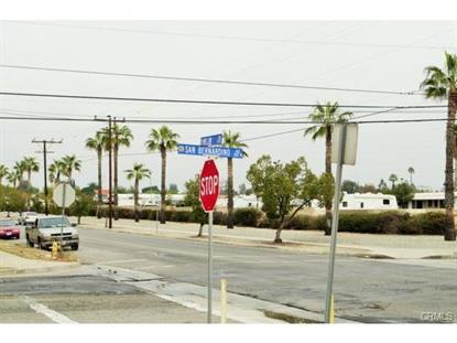 0 San Bernardino Avenue Rialto, CA MLS# IG14241737