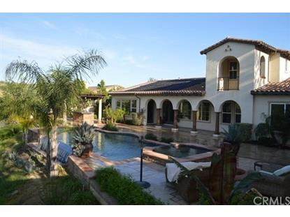 2412 Milano Terrace Chino Hills, CA MLS# IG15059744