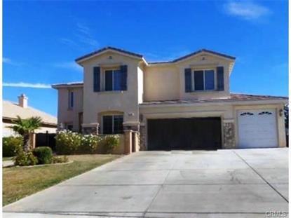 41874 Firenze Street Lancaster, CA MLS# IV14240394