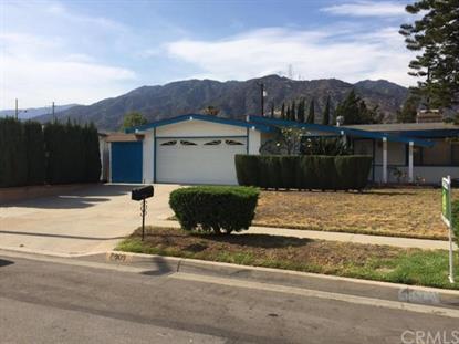 3009 Treefern Drive Duarte, CA MLS# IV15140456