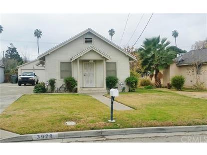 3928 Mckenzie Street Riverside, CA MLS# IV16001054