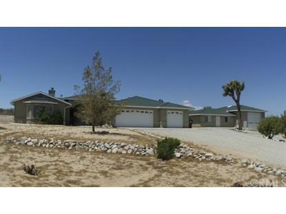 56540 Chipmunk Yucca Valley, CA MLS# JT15107657