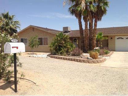 72726 Desert Trail Drive 29 Palms, CA MLS# JT15143816