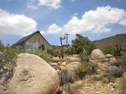 53575 Rocky Road Yucca Valley, CA MLS# JT15144916