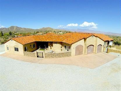58970 Carmelita Circle Yucca Valley, CA MLS# JT15152273