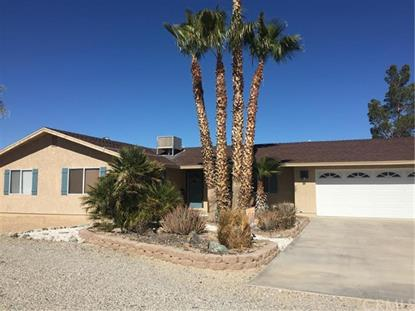 72726 Desert Trail Drive 29 Palms, CA MLS# JT16024716