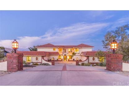 7463 Fairway Drive Yucca Valley, CA MLS# JT16057273