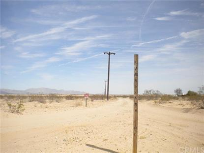 0 Amboy Road 29 Palms, CA MLS# JT16075207