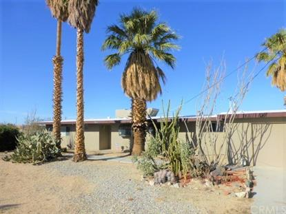 73414 Desert Trail Drive 29 Palms, CA MLS# JT16164463