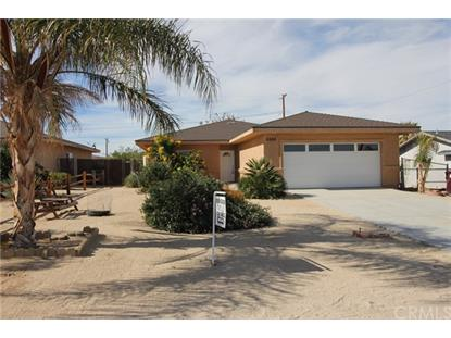 6588 Morongo Road 29 Palms, CA MLS# JT16192866