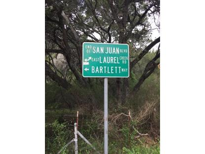 0 Bartlett Way Belmont, CA MLS# ML81548517
