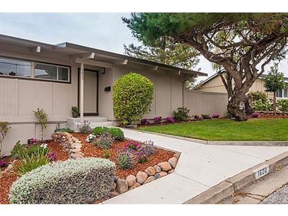 1620 El Verano Way Belmont, CA MLS# ML81580257
