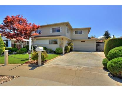 3760 Xavier Court Campbell, CA MLS# ML81582203