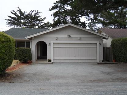 533 Townsend Drive Aptos, CA MLS# ML81591291