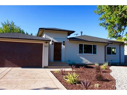 4701 Regina Way Campbell, CA MLS# ML81614943