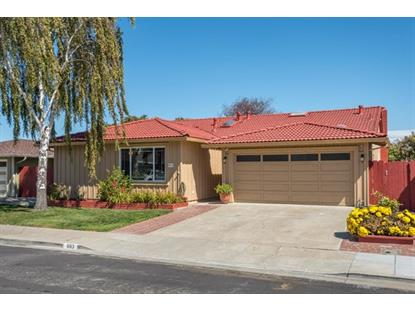 883 Constitution Drive Foster City, CA MLS# ML81625785