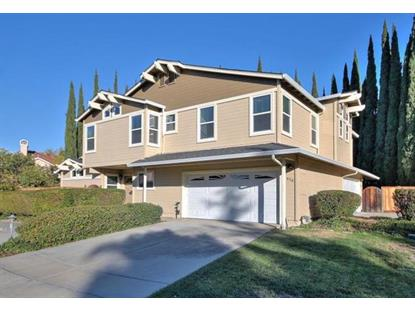 2610 Curtner Glen Court Campbell, CA MLS# ML81626299