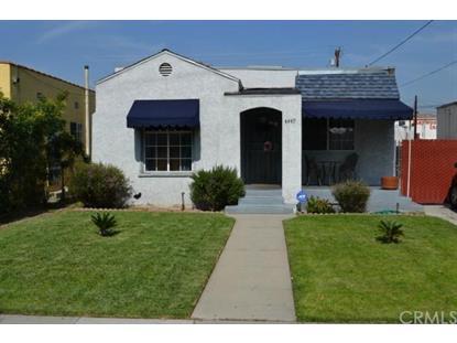 4447 East 56th Street Maywood, CA MLS# OC15041188