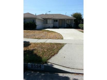 2534 Santa Clara Avenue Fullerton, CA MLS# PW14196520