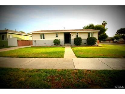 754 West Orangethorpe Avenue Fullerton, CA MLS# PW14226713