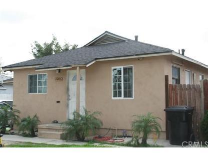 2400 West Flower Avenue Fullerton, CA MLS# PW15046909