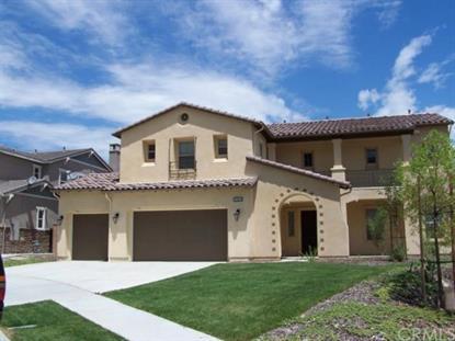 8106 SUNSET ROSE Drive Corona, CA 92883 MLS# PW15061031