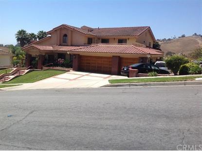 2545 Scenic Ridge Drive Chino Hills, CA MLS# PW15137158